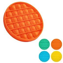 24 of Push Pop Fidget Toy [solid Circle]