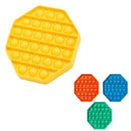 24 of Push Pop Fidget Toy [solid Octagon]