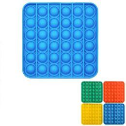 24 of Push Pop Fidget Toy [solid Square]