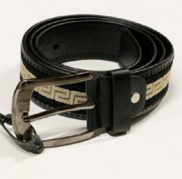 48 of Mens Fashion Belt In Assorted Sizes
