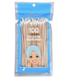 72 of 100 Piece 6 In 1 Cosmetic Application Spa Savvy