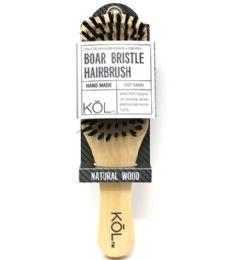 48 of Boar Bristle Wood Brush Kol