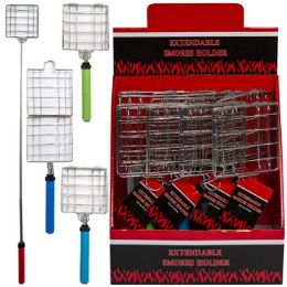 24 of Campfire Smore Maker Telescopic Extend To 34.5in 12pc Pdq