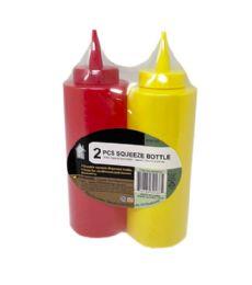 72 of 2 Piece Dispenser Bottle