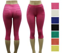 48 of Premium Jeggings For Women Capri Length