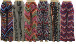 36 of Women High Waist Printed Palazzo Pants