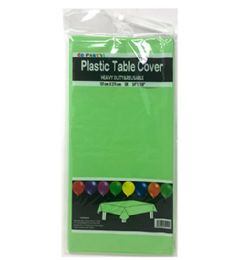 96 of Table Cover Apple Green 54X108