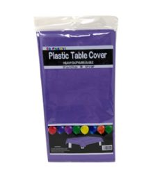 96 of Table Cover Purple