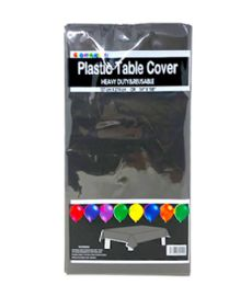 96 of Table Cover Black 54X108