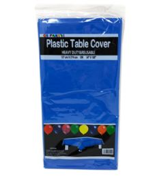 96 of Table Cover Royal Blue 54X108