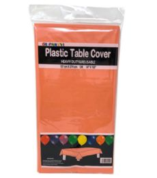 96 of Table Cover Orange 54X108