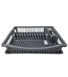 24 of Dish Rack With Drainer In Gray