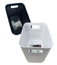 72 of Plastic Basket Rectangle Deep
