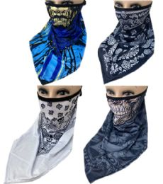 60 of Sun Half Face Mask Scarf In Assorted Color