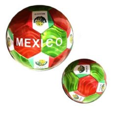 15 of Mexico Laser Soccer Ball