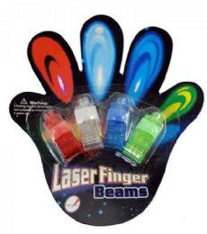 120 of 4 Piece Car Finger Light Ring