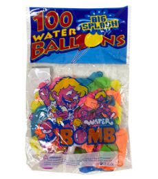 120 of 100 Counts Water Balloons
