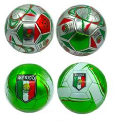 15 of Mexico Design Soccer Ball 9 Inch