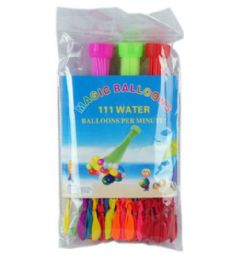 96 of 3 Set 37 Pieces Water Balloon With Straw Filler