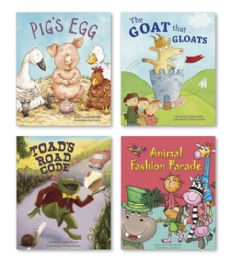 72 of Children's Paperback Books