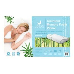 12 of Contour Memory Foam Pillow