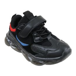 12 of Boy's Sneakers Casual Sports Shoes In Black