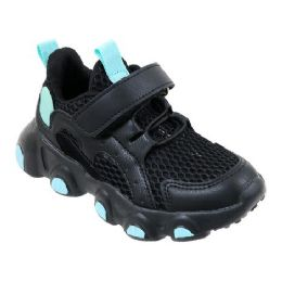 12 of Girls Sneakers Casual Sports Shoes In Black And Mint
