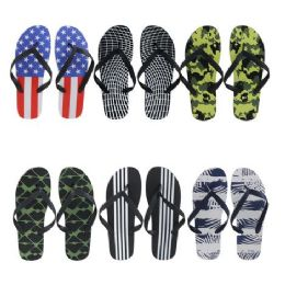 96 of Men's Assorted Flip Flops