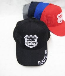"36 of Route 66"" Base Ball Cap"