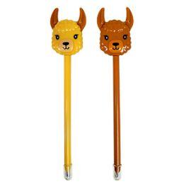 24 of Llama Pens With Display