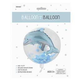 48 of Balloon in a Balloon - Dolphin