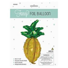 48 of Fancy Foil Balloon - Pineapple