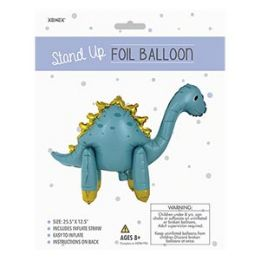 48 of Stand-up Foil Balloon - Dinosaur