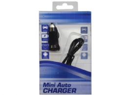 60 of Black Micro Usb Mini Car Charger