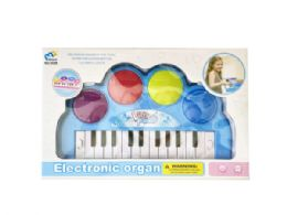 6 of Battery Operated LighT-Up Keyboard (blue)
