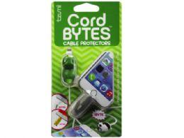 72 of Cord Bytes 2 Pack Shark And Dinosaur Cord Protectors