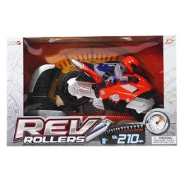 12 of Rev Rollers Motorcycle - 2 Piece Set