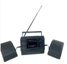 30 of Wholesale AM/FM Radio with Removable Speakers
