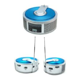 40 of Wholesale Clock Radio AM/FM