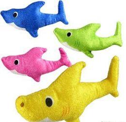 """48 of 6.5"""" Mini Plush Sharks"""