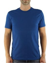 48 of Yacht & Smith Mens Cotton Crew Neck Short Sleeve T-Shirts, Royal Blue, 3x Large