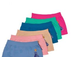 48 of Girl's Seamless Boxers