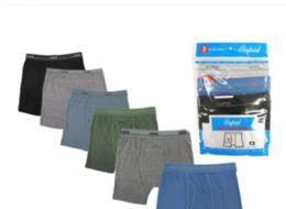 36 of Boy's Cotton Boxer Briefs Assorted Sizes
