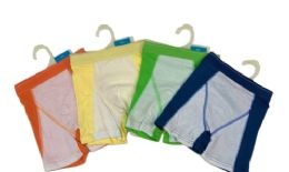 96 of Boy's 2 Tone Boxer Shorts With Hanger