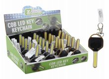 48 of Ez Tech Key Chain Cob Led Key
