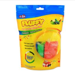 24 of 0.5 Oz 6 Primary Color Air Dry Modeling Clay