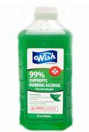 12 of Wish Rubbing Alcohol 32 Oz Wintergreen