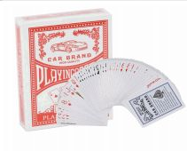96 of Playing Cards Red