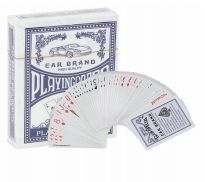 96 of Playing Cards Blue