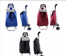 6 of Large Tote Shopping Cart Solid